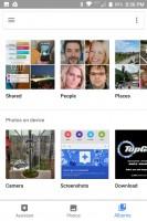 Google Photos: Albums - Blackberry Keyone review