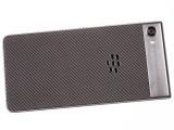 Back - BlackBerry Motion review