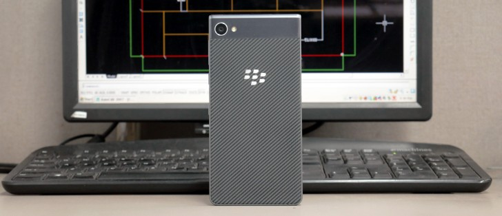 BlackBerry Motion Review: User Interface and BlackBerry Apps