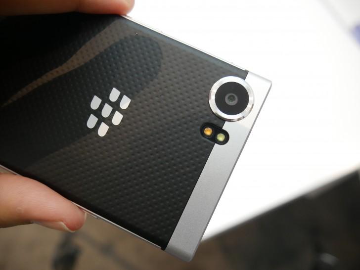 CES 2017 BlackBerry Mercury hands-on review