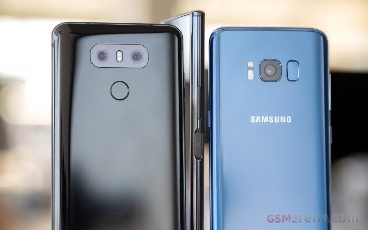 LG G6 vs. Galaxy S8 vs. Xperia XZ Premium review