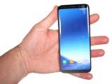 Samsung Galaxy S8 - LG G6 vs. Galaxy S8 vs. Xperia XZ Premium review