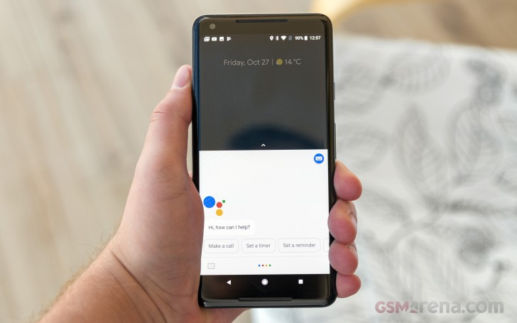 Google Pixel 2 Xl Review User Interface Active Edge And Google Lens