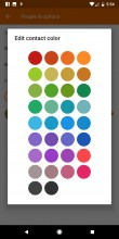 Change conversation color scheme - Google Pixel 2 Xl review