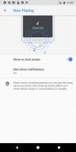 Sound settings - Google Pixel 2 Xl review