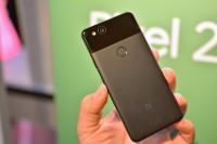 Pixel 2 in Just Black - Google Pixel 2 hands-on review