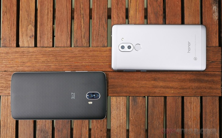 Honor 6x vs. Zte Blade V8 Pro review