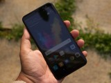 The screen is not so good outdoors due to high reflectivity - f/5.6, ISO 100, 1/320s - Honor 9i / Huawei Mate 10 Lite hands-on review