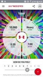 UA Record app - HTC 10 evo review