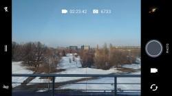 The camera UI is quite inconvenient - HTC 10 evo review