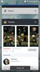 Stock app switcher - HTC U Ultra review