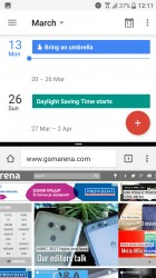 Multi window, the best Nougat feature - HTC U Ultra review