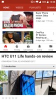Multi-window - HTC U11 Life review