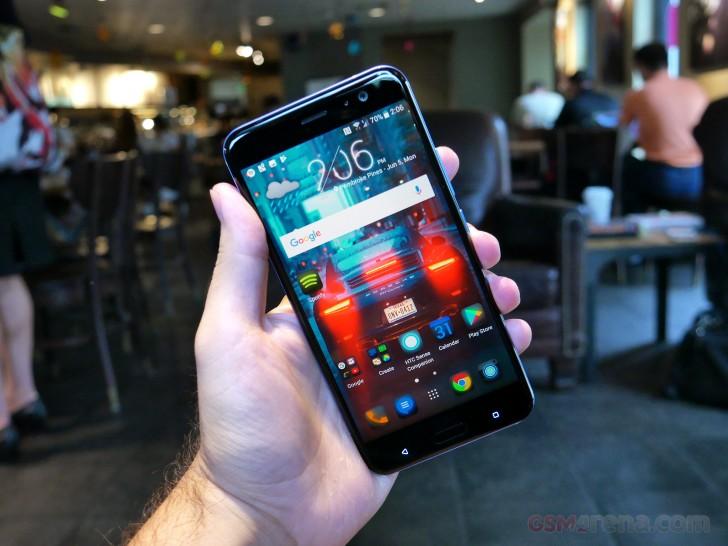 HTC U11 review: Squeeze U: Edge Sense, Companion App, Sense UI