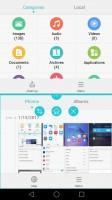 Dual windows options - Huawei Honor 6x review
