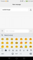 Emoji - Huawei Honor 6x review