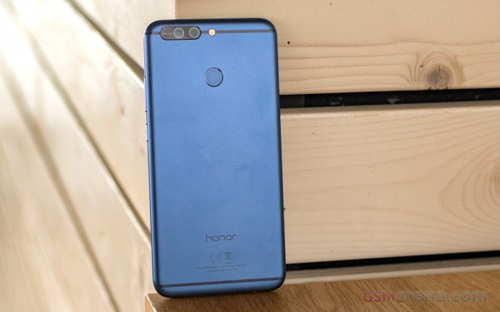 Honor 8 Pro review
