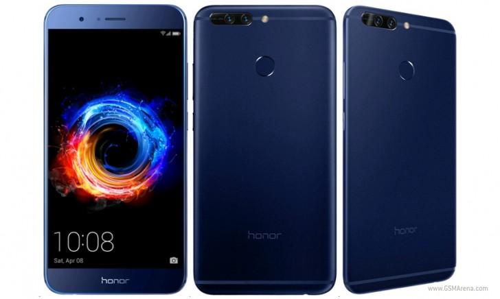 Honor 8 Pro review: Screentrooper - GSMArena com tests