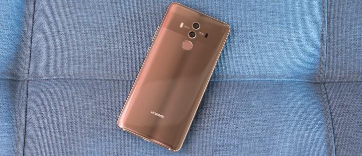 Huawei Mate 10 Pro review - GSMArena com tests