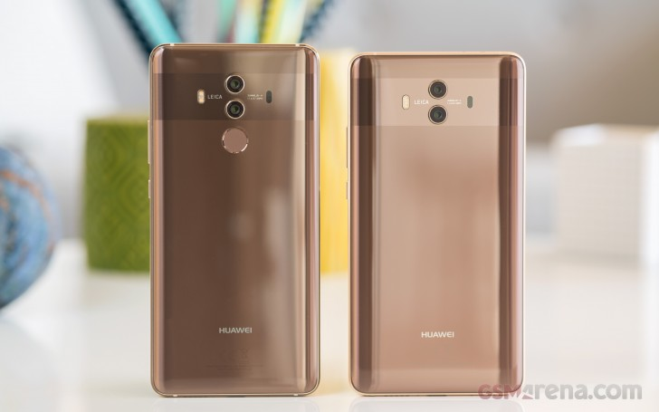 Huawei arrives in the US with AT&T and Verizon, to offer the Mate 10 series