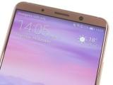 the earpiece - Huawei Mate 10 Pro review
