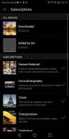 Functional lockscreen - Huawei Mate 10 Pro review