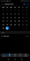 calendar - Huawei Mate 10 Pro review