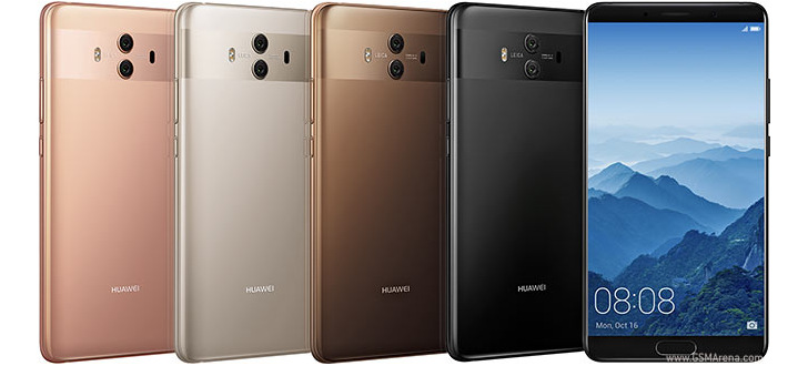 Huawei Mate 10 review - GSMArena com tests