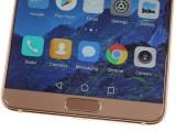 The fingerprint scanner - Huawei Mate 10 review