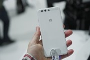 Ceramic White P10 - Huawei P10 and P10 Plus hands-on