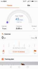 Health - Huawei P10 Lite review