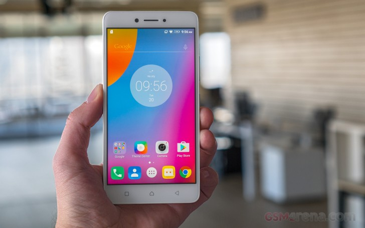 Lenovo K6 Note review