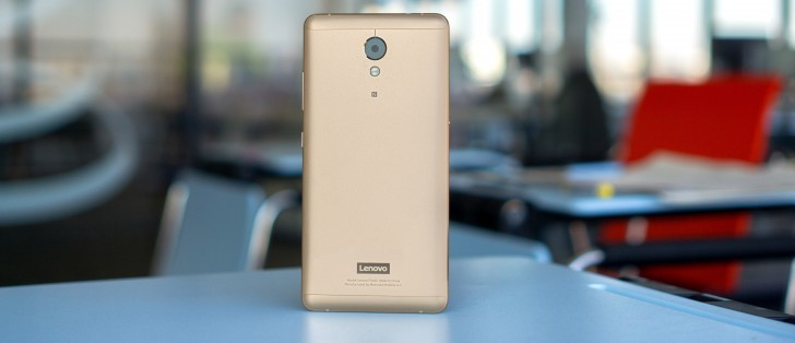 Lenovo P2 review: Charge & Go: Software overview