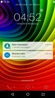 More lockscreen options - Lenovo P2 review