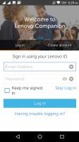 Lenovo Companion - Lenovo P2 review