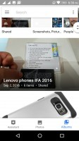 Amazing search - Lenovo P2 review