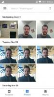 Google Photos - Lenovo P2 review