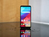 The G6 is IP68-certified - LG G6 Hands-on review