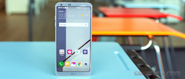 Deal: LG G6 for £390 on Amazon