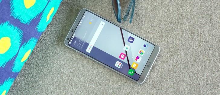 Sprint LG G6 starts getting Oreo update - GSMArena com news