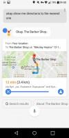 Google Assistant - LG G6 review