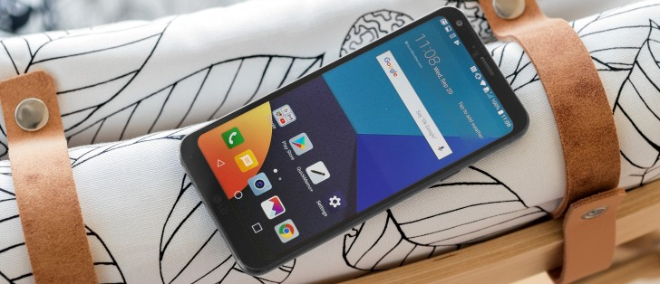 LG Q6 review: User interface