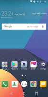 Launcher: with app drawer - LG Q6 Review