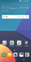 Launcher: no app drawer - LG Q6 Review