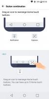 Navbar customization - LG Q6 Review