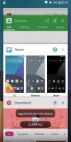 Pinned app - LG Q6 Review