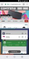 Split-screen multitasking - LG Q6 Review