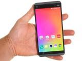LG V20 in the hand - LG V20 vs. Huawei Mate 9 review