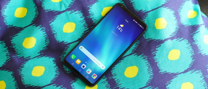 LG V30 review: All screen: Multimedia apps, audio quality