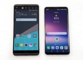 LG V30 vs. LG V20 - LG V30 hands-on